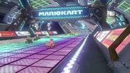 MK8 Screenshot Regenbogen-Boulevard Start