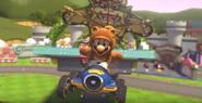 MK8 Screenshot Tanuki-Mario 3