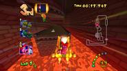 MKDD Screenshot Bowsers Festung 7