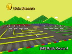 MKW Screenshot SNES Kampfkurs 4