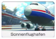 MK8 Screenshot Sonnenflughafen
