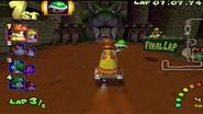 MKDD Screenshot Bowsers Festung 17