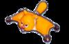 MK8 Sprite Feisthörnchen