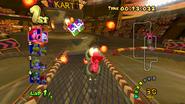 MKDD Screenshot Waluigi-Arena 3