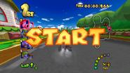 MKDD Screenshot Marios Piste 1