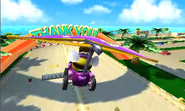 MK7 Screenshot Kokos-Promenade mit Honigkönigin