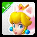 Mario Kart 8 Icon Katzen-Peach-Download