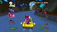 MKDD Screenshot Dinodino-Dschungel 3
