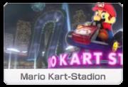 MK8 Screenshot Mario Kart-Stadion