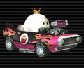 MKW Screenshot König Buu Huus Feuerschleuder