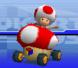 MKDS Screenshot Toad