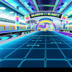 MKAGP Screenshot Rainbow Coaster