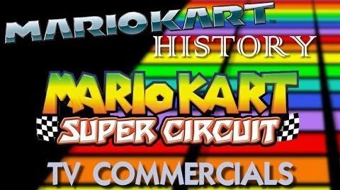 Mario Kart Super Circuit TV Spot