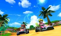 MK7 Screenshot Cheep Cheep-Bucht