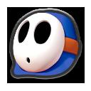 MK8 Sprite Blauer Shy Guy