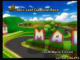 MKW Screenshot GCN Marios Piste