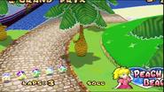 MKDD Screenshot Peach Beach 2