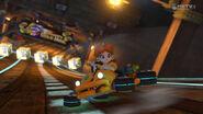 MK8 Screenshot Daisy in Warios Goldmine