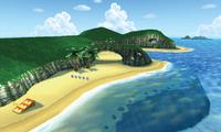 MK7 Screenshot N64 Koopa-Strand 2
