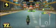 MKW Screenshot Yoshi in Toads Fabrik