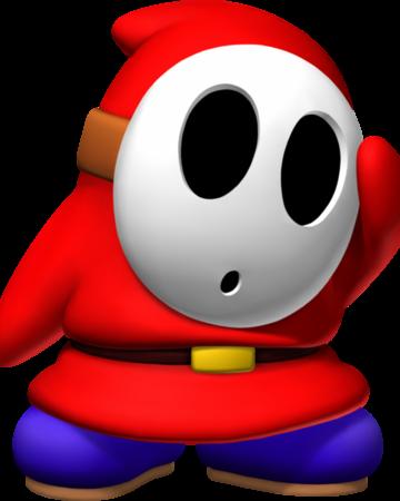 Shy Guy | Mario Kart Wiki | Fandom