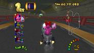 MKDD Screenshot Marios Piste 4