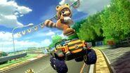 MK8 Screenshot Tanuki-Mario 2