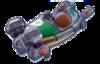 MK8 Sprite Dreirad-Bolide