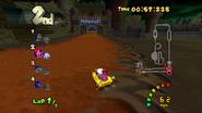 MKDD Screenshot Bowsers Festung 16