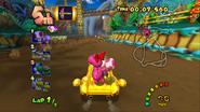 MKDD Screenshot Dinodino-Dschungel 2