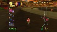 MKDD Screenshot Waluigi-Arena 8