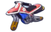 MK8 Sprite Standard-Bike