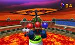 MK7 Screenshot Riesendonut