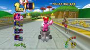 MKDD Screenshot Marios Piste 5