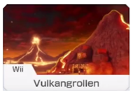 MK8 Screenshot Vulkangrollen