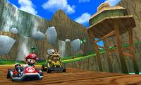 MK7 Screenshot DK Dschungel