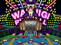 MKDS Screenshot Waluigi-Flipper