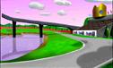 MK64 Screenshot Königliche Rennpiste
