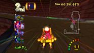 MKDD Screenshot Bowsers Festung 8
