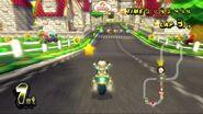 MKW Screenshot Rosalina auf Marios Piste