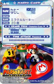 Mario Card