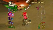 MKDD Screenshot Waluigi-Arena 5