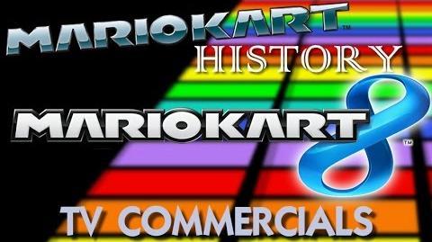 Mario Kart 8 TV Spot