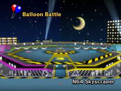 MKW Screenshot Wolkenkratzer