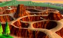 MK64 Screenshot Yoshi-Tal