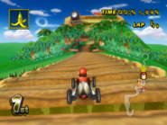 MKW Screenshot Diddy Kong in DKs Bergland 4