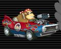 MKW Screenshot Funky Kongs Feuerschleuder