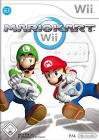 Packshot Mario Kart Wii