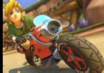 MK8 Screenshot Link