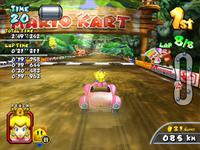 MKAGP2 Screenshot DK Jungle